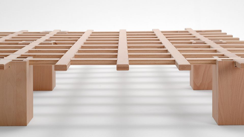 Bed System - Available in many different widths