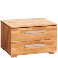 Bedside table Voro in core beech nature
