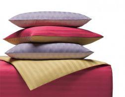Satin bed linen Linea