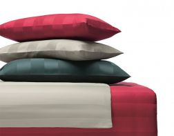 Satin bed linen Superbe