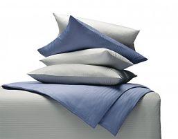 Damask bed linen Zoom Karo